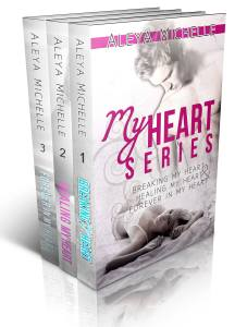 My Heart Series box set cover 3d